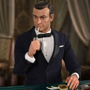 ICYMI: James Bond Sideshow Figures by BIG Chief Studios Available!