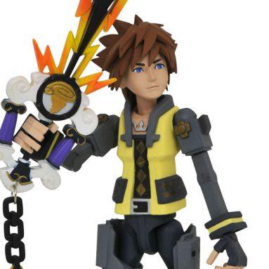 Diamond Select Toys Drops the New Kingdom Hearts III Select Sora (Toys Story Guardian Form)