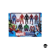 Marvel Avengers Action Figures Essentials (Set of 8) Review