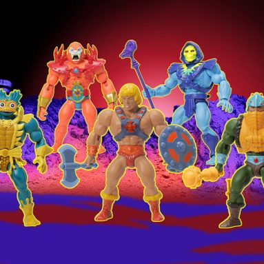 Masters of the Universe: Lords of Power Power-Con 2020 Action Figure Five-Pack by Mattel