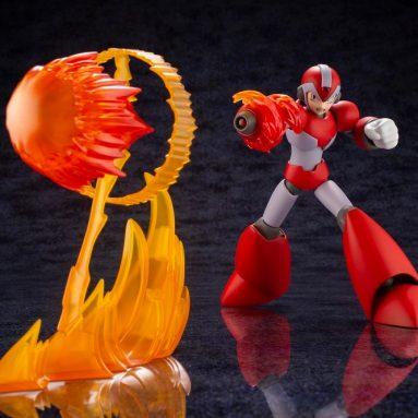 Mega Man X Rising Fire Version Announced by Kotobukiya
