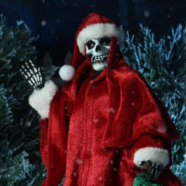 "Misfits ""The Holiday Fiend"" Action Figure by NECA Available to All!"