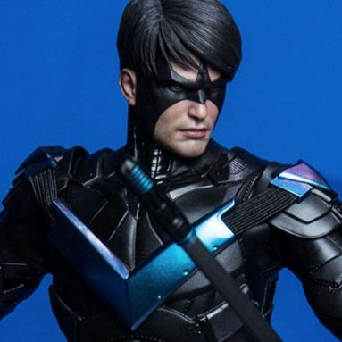 The Nightwing Figure by Hot Toys Available Soon – FIRST LOOK