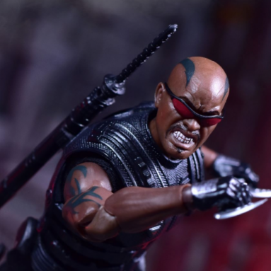 The One:12 Collective Blade Action Figure by Mezco Pre-Order