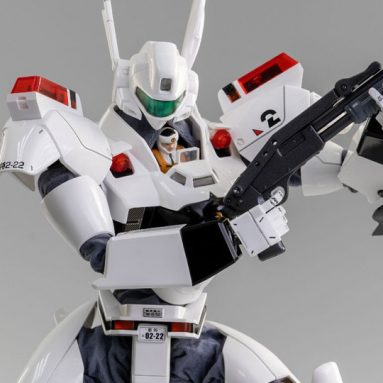 Mobile Police Patlabor ROBO-DOU Ingram Unit 2  and Unit 3 Compatible Set By ThreeZero Available for Pre-Order