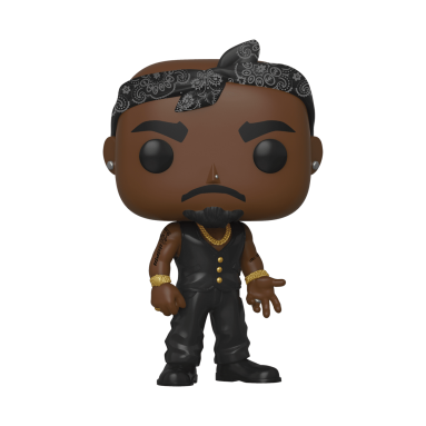 Funko Pop! Rocks: Tupac Shakur Announced