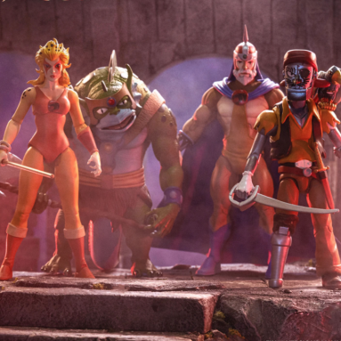 Super7 Announces Thundercats Ultimates Wave 3 Pre-Order