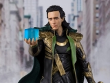 S.H. Figuarts Loki Action Figure by Bandai Spirits Available for Pre-Order