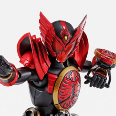 The S.H.Figuarts (Shinkocchou Seihou) Kamen Rider OOO Tajadol & TaToBa Combo are Works of Art