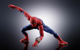 The S.H.Figuarts Line by Bandai Drops the TOEI Spider-Man Japanese TV Version Action Figure and Chogokin GX-33R Leopardon & Marveler Summoning Set