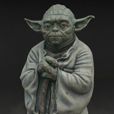 Release Radar: Star Wars Yoda (The Empire Strikes Back) Life-Size Limited Edition Bronze Statue