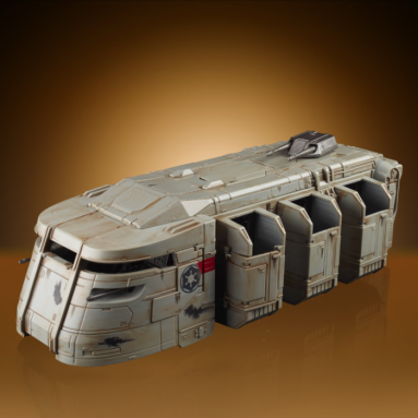 The Hasbro's Star Wars The Vintage Collection Imperial Troop Transport Vehicle
