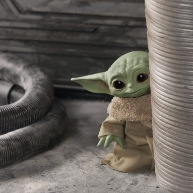 """Hasbro Announces Line of The Child """"Baby Yoda"""" Toys Now Available for Preorder"""