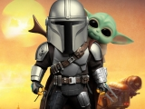 The Mandalorian and The Child Egg Attack Action by Beast Kingdom Pre-Order Now