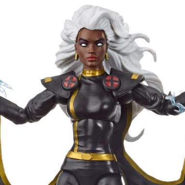 The Uncanny X-Men Marvel Legends Retro Collection Storm (Black Suit) by Hasbro