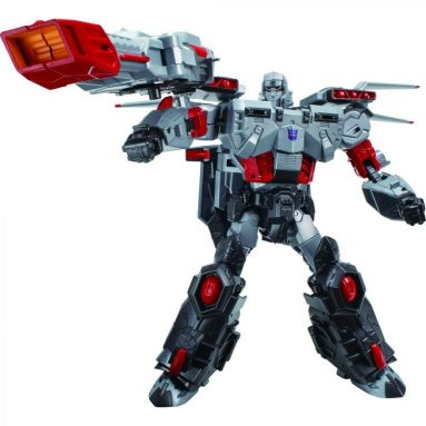 The Takara Tomy Transformers Generations Selects Super Megatron by Hasbro Available for Pre-Order