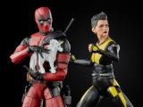 X-Men 20th-Anniversary Marvel Legends Deadpool & Negasonic Teenage Warhead
