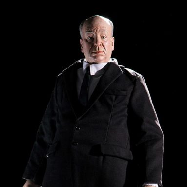 Alfred Hitchcock Action Figure by Mondo Available for Pre-Order