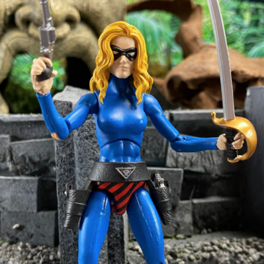 Julie From The Phantom – Wave 1 Figure Reveal by Boss Fight Studio