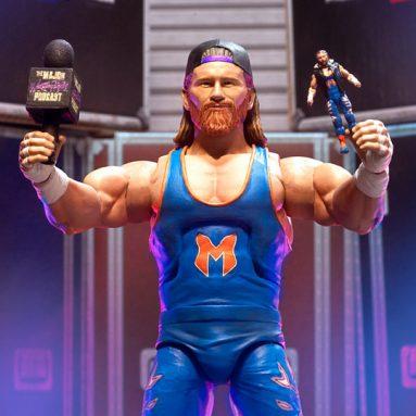Major Wrestling Figure Podcast Brian Myers Action Figure Joins Super7 Ultimates!