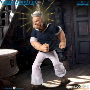 One:12 Collective Releases Popeye & Bluto: Stormy Seas Ahead Deluxe Box Set