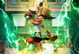 Crash Bandicoot Dr. Neo Cortex Statue by First 4 Figures Pre-Order