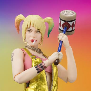 Bandai's S.H.Figuarts Harley Quinn (BIRDS OF PREY) Pre-Order
