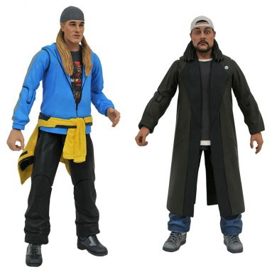 Jay & Silent Bob Reboot Action Figures by Diamond Select Toys