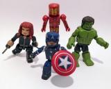 The Diamond Select Toys Avengers Gamerverse Minimates Walgreens Exclusive
