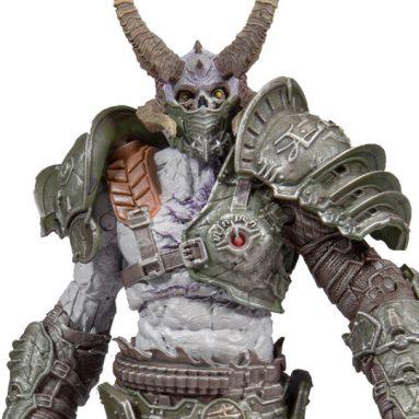 McFarlane Toys' Doom Eternal Marauder Action Figure Available for Pre-Order