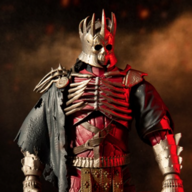 The Witcher Eredin Action Figure by McFarlane Toys Coming Soon!