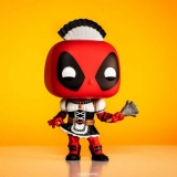 French Maid Deadpool Funko Now Available
