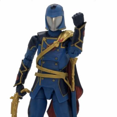 G.I. Joe Classified Series Cobra Commander Regal Variant Action Figure by Hasbro