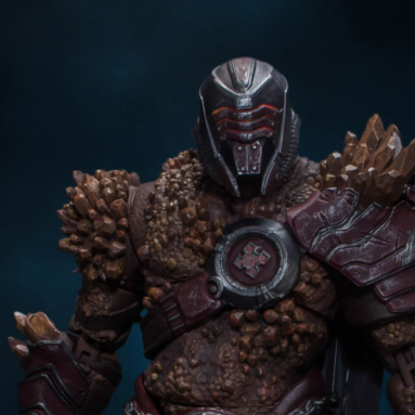 'Warden' Gears of War 5 Action Figure by Storm Collectibles (PHOTO REVEAL)