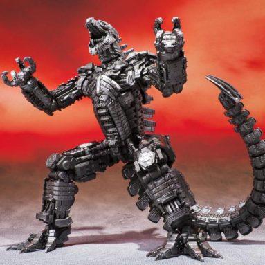 Godzilla vs. Kong Mechagodzilla Figure by Bandai Tamashii Nations