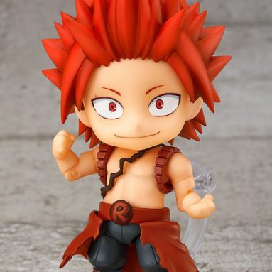 Good Smile Company Releases Nendoroid Eijiro Kirishima Action Figure for Pre-Order