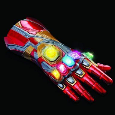 Marvel Legends Avengers: Endgame Iron Man Nano Gauntlet Replica by Hasbro