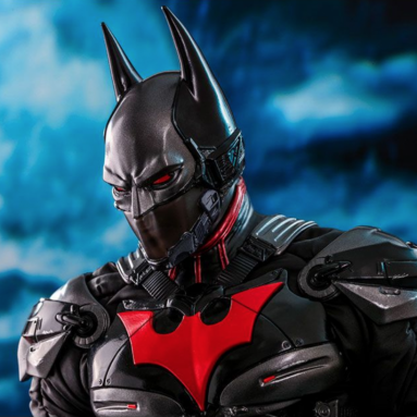 The New Arkham Knight Batman Beyond 1/6th Scale Collectible Figure is HOT!