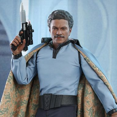 Star Wars: The Empire Strikes Back Lando Action Figure (40th Anniversary) by Hot Toys