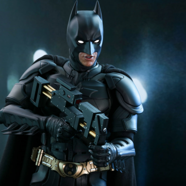Hot Toys Batman – The Dark Knight Rises Figure Available Now