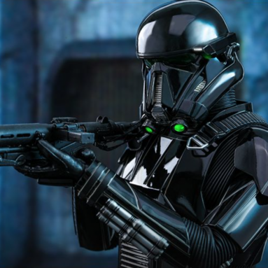 The Mandalorian Death Trooper Figure by Hot Toys Available