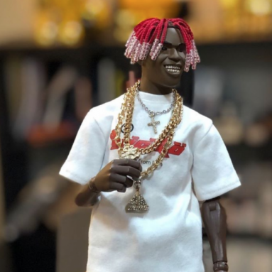The Lil Yachty Action Figure by CoolrainLABO