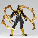 The New Marvel Amazing Yamaguchi Revoltech Iron Spider (Black) No.023EX Pre-Order Available