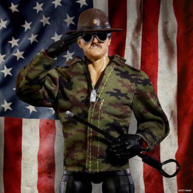 Mattel Sgt. Slaughter Action Figure