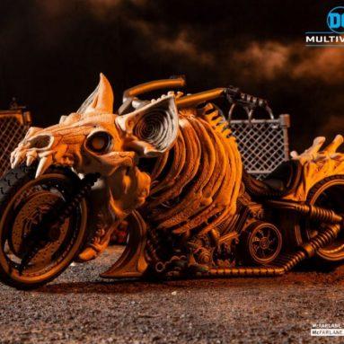 McFarlane Toys Batcycle from Dark Nights: Death Metal Coming Soon