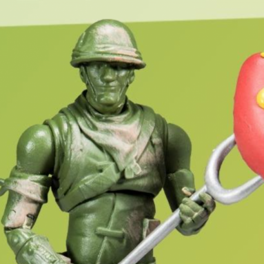 McFarlane Toys Fortnite Plastic Patroller Action Figure Available for Pre-Order