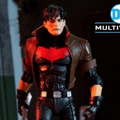 McFarlane Toys Red Hood Unmasked Action Figure Announced