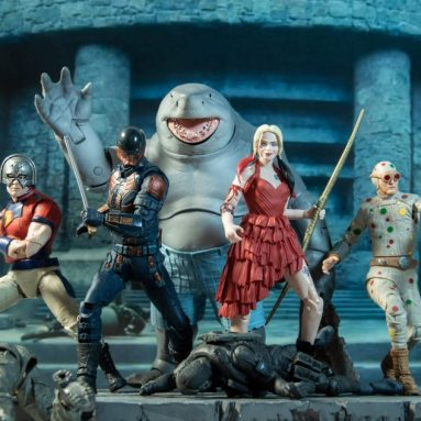 The New McFarlane Toys Suicide Squad Action Figures FIRST LOOK