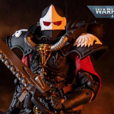 McFarlane Toys Warhammer 40k Adepta Sororitas Battle Sister Action Figure (Walmart Collector Con)