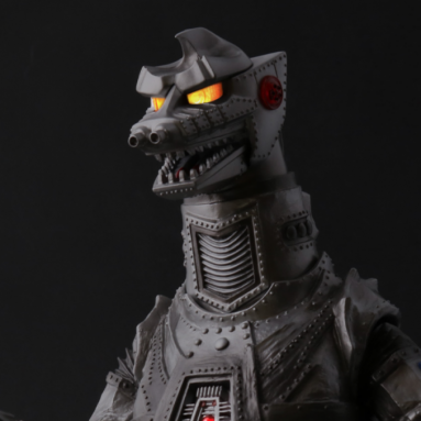 Mechagodzilla Space Beam Version Joins Bandai Toho 30cm Series